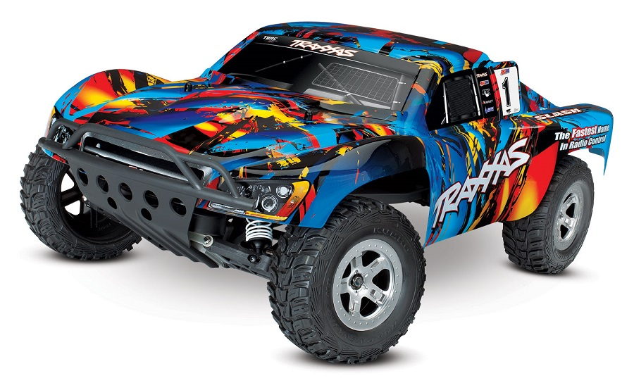 Traxxas Slash Available In New Color Schemes