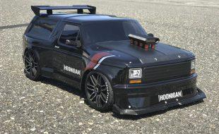 Asphalt-Burning Bronco Slash GT [READER'S RIDE]