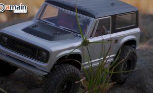 1st Look At Vanquish VS4-10 Origins Limited 1/10 Trail Truck [VIDEO]