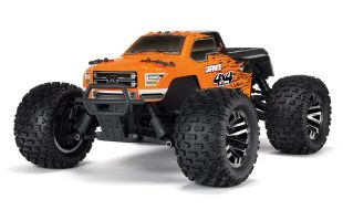ARRMA RTR 1/10 GRANITE 4×4 3S BLX Brushless Monster Truck [VIDEO]