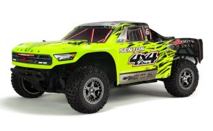 ARRMA RTR 1/10 SENTON 4×4 3S BLX Brushless SCT [VIDEO]