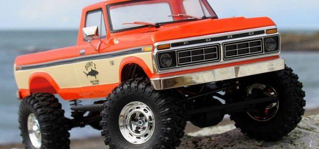 Carisma RTR SCA-1E 1976 Ford F150 LWB [VIDEO]