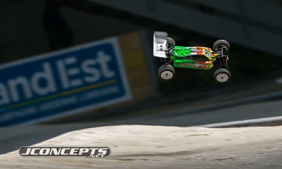 David Ronnefalk Wins The 2018 EFRA European Championships In The 4wd & 2wd Buggy Classes