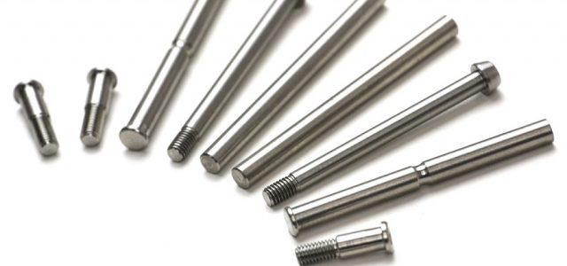 Exotek 22 4.0 Titanium Hinge Pin Set