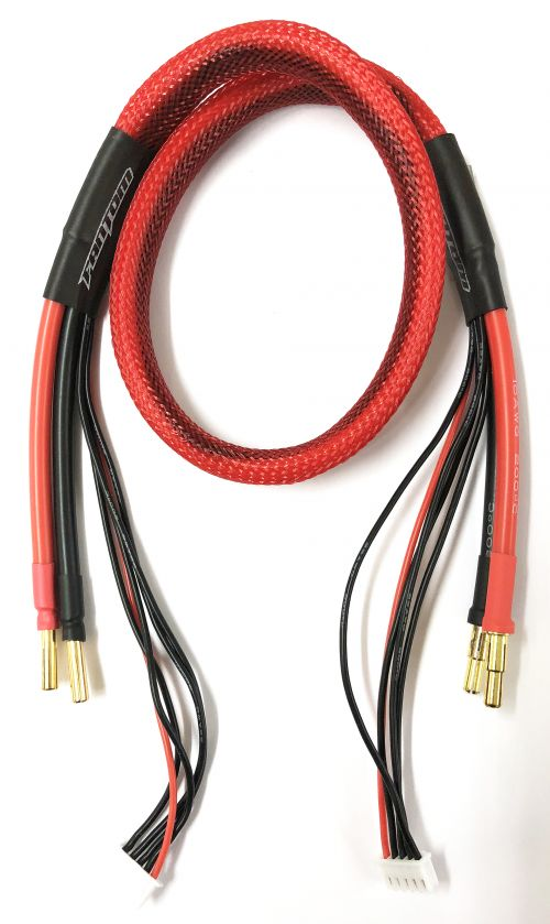 Fantom 4S 24 & 36 Battery Charging Extension Harnesses