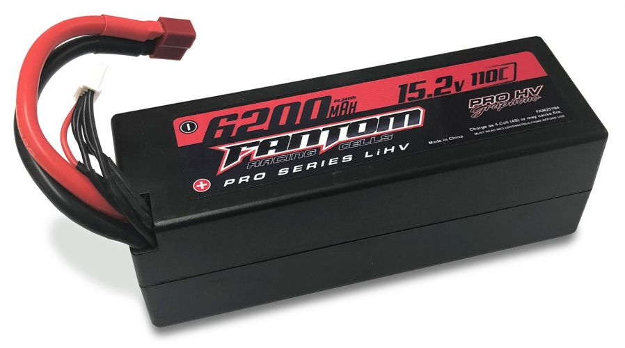 Fantom 4S PRO HV Silicon Graphene LiHV Packs
