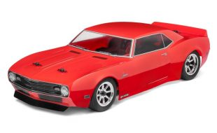 HPI 1968 Chevrolet Camaro Body (200mm)