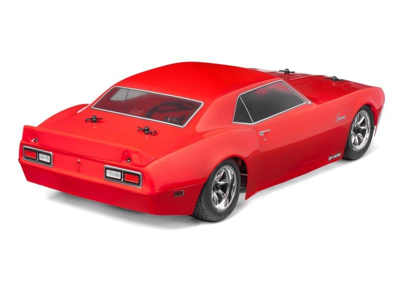 HPI 1968 Chevrolet Camaro Body (200mm)