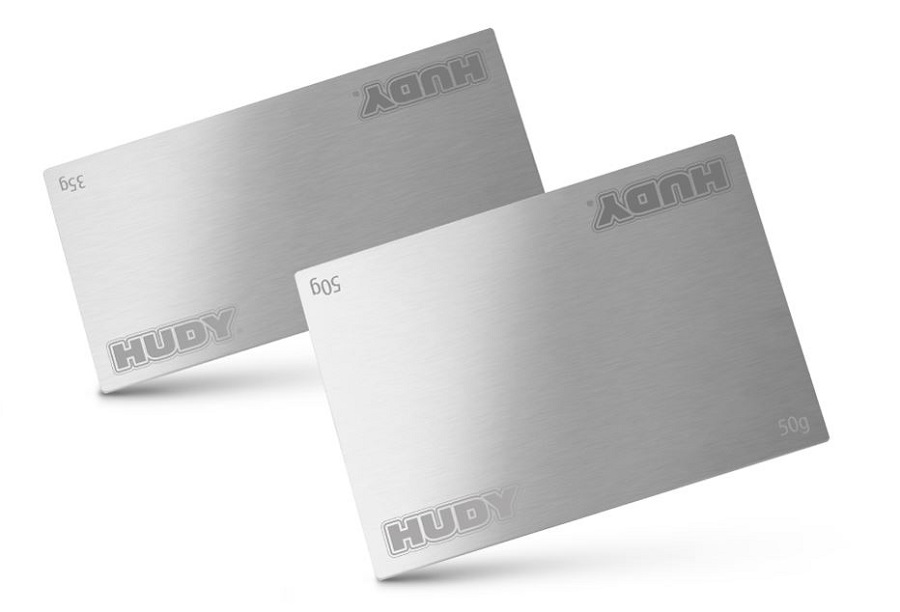 HUDY Stainless Steel Battery Weights