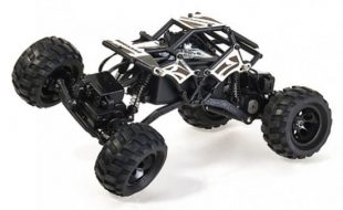 HobbyKing RTR Basher RockSta 1/24 4WS Mini Rock Crawler [VIDEO]