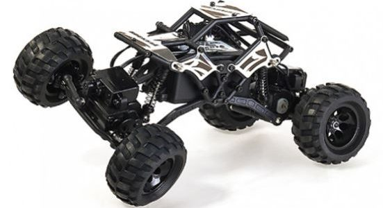 Hobbyking Rtr Basher Rocksta 1 24 4ws Mini Rock Crawler Video Rc