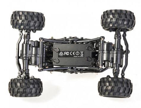 HobbyKing RTR Basher RockSta 1/24 4WS Mini Rock Crawler