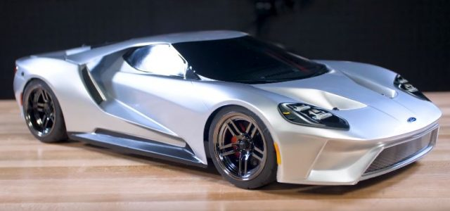 How To Assemble The   Ford Gt Body Video