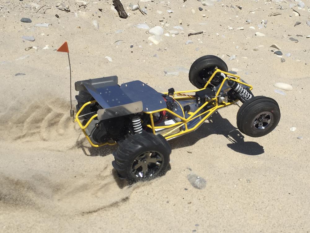 Traxxas, Dune Buggy, Rustler, Custom, Pro-Line, Axial, HPI, Savox