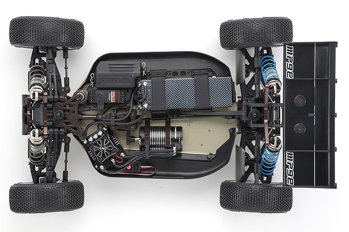 Kyosho INFERNO MP9e Evo Kit