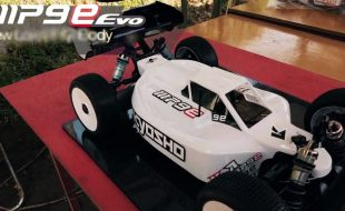 Kyosho Inferno MP9e Evo [VIDEO]