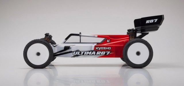 Kyosho Ultima RB7 1/10 2wd Buggy