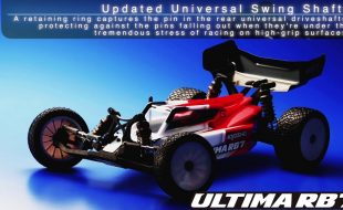Kyosho Ultima RB7 1/10 2wd Buggy [VIDEO]
