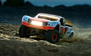 LED Light Kit For The Traxxas Unlimited Desert Racer [VIDEO]