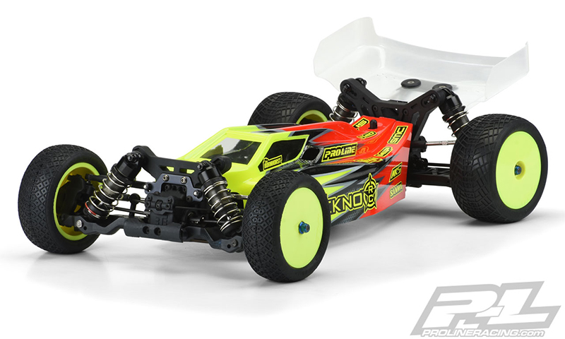 Pro-Line Elite Light Weight Clear Body For The Tekno EB410
