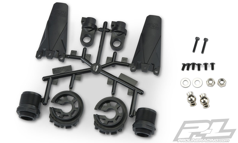 Pro-Line PowerStroke HD Plastics & Hardware Replacement For The Traxxas X-MAXX