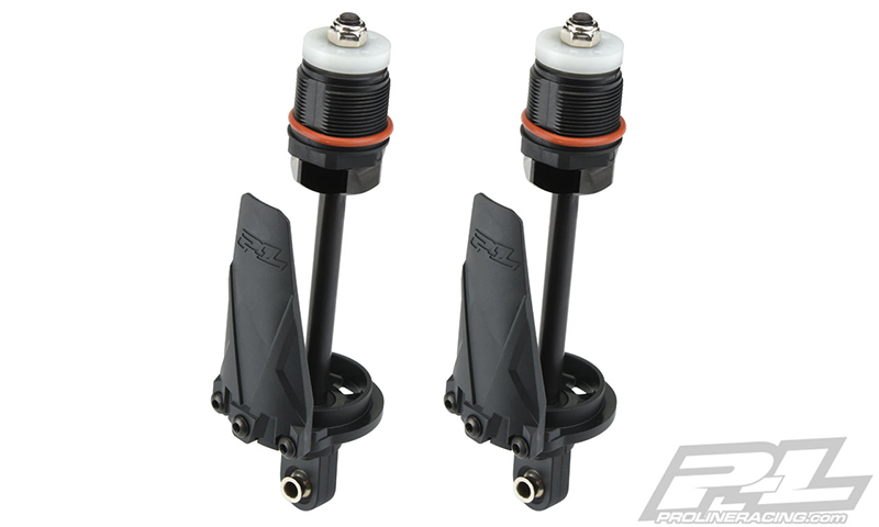 Pro-Line PowerStroke HD Shock Shafts For The Traxxas X-MAX