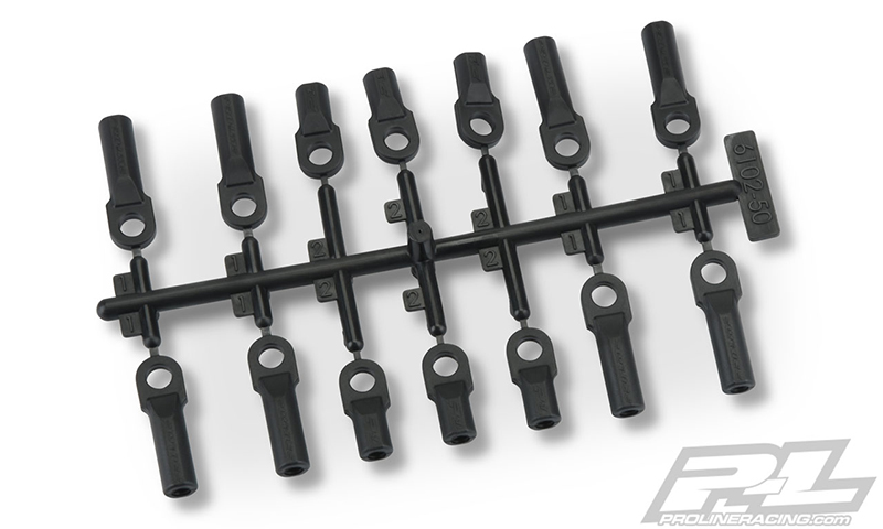 Pro-Line Replacement Rod End Set For The PRO-MT 4x4