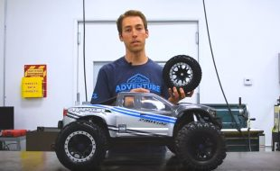 Pro-Line Tire Options For The Traxxas X-MAXX [VIDEO]