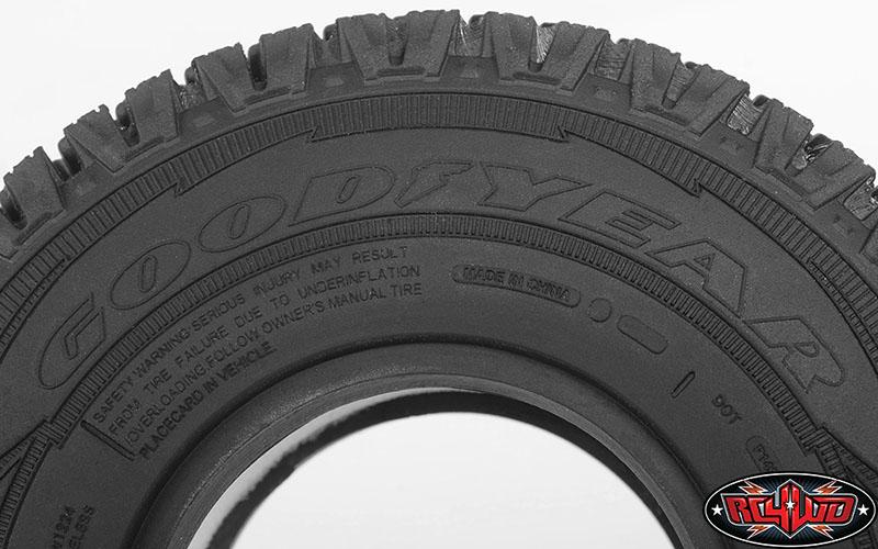 RC4WD Goodyear Wrangler All-Terrain Adventure 1.9 Tires