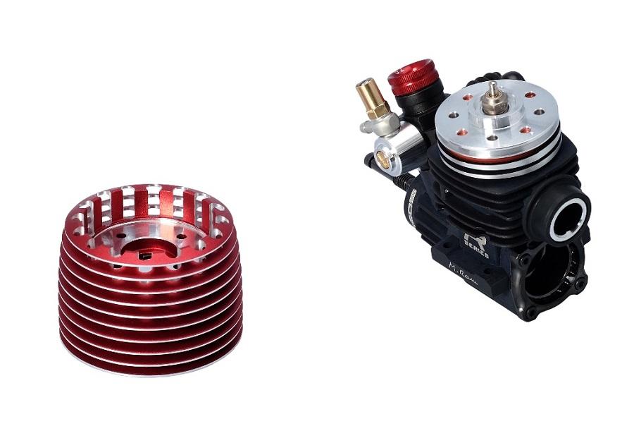 Reds Racing WR7 Diamond 2.0 Nitro Engine