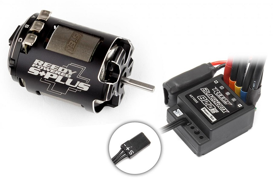 Reedy Blackbox 800Z ESC & Sonic S-Plus Combos