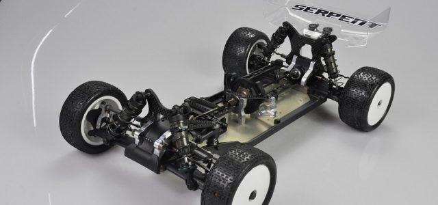 Serpent Spyder SDX4 EVO 1/10 4wd Buggy
