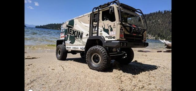 Tekin Dakar Rally M1079 Build [VIDEO]