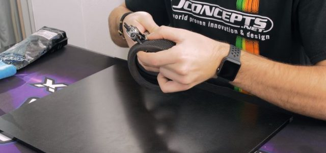 Tire Gluing Pro Tips With HB's David Ronnefalk [VIDEO]