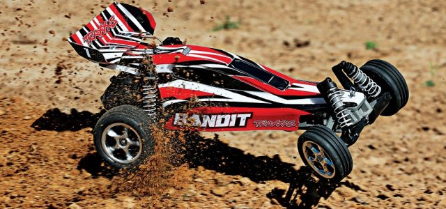 Traxxas Bandit Available In New Color Schemes [VIDEO]