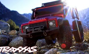 Traxxas TRX-4 Defender Rocky Mountain Crawling Adventure [VIDEO]
