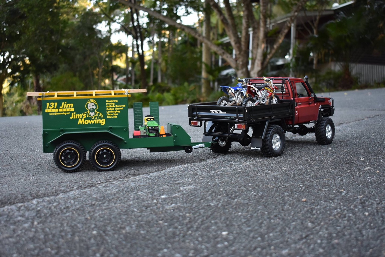 Super Scale RC4WD Toyota LC70 from Down Under [READER'S RIDE]