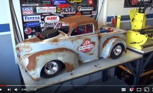 This Supercharged, 1/4 Scale Willys Will Blow You Away [VIDEO]