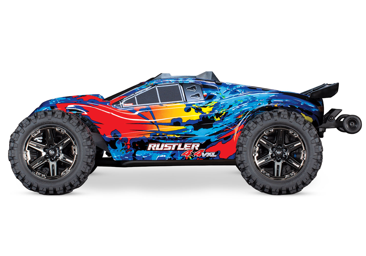 Traxxas Rustler 4x4 Vxl Is Here And We Drive It Video Rc Car Action