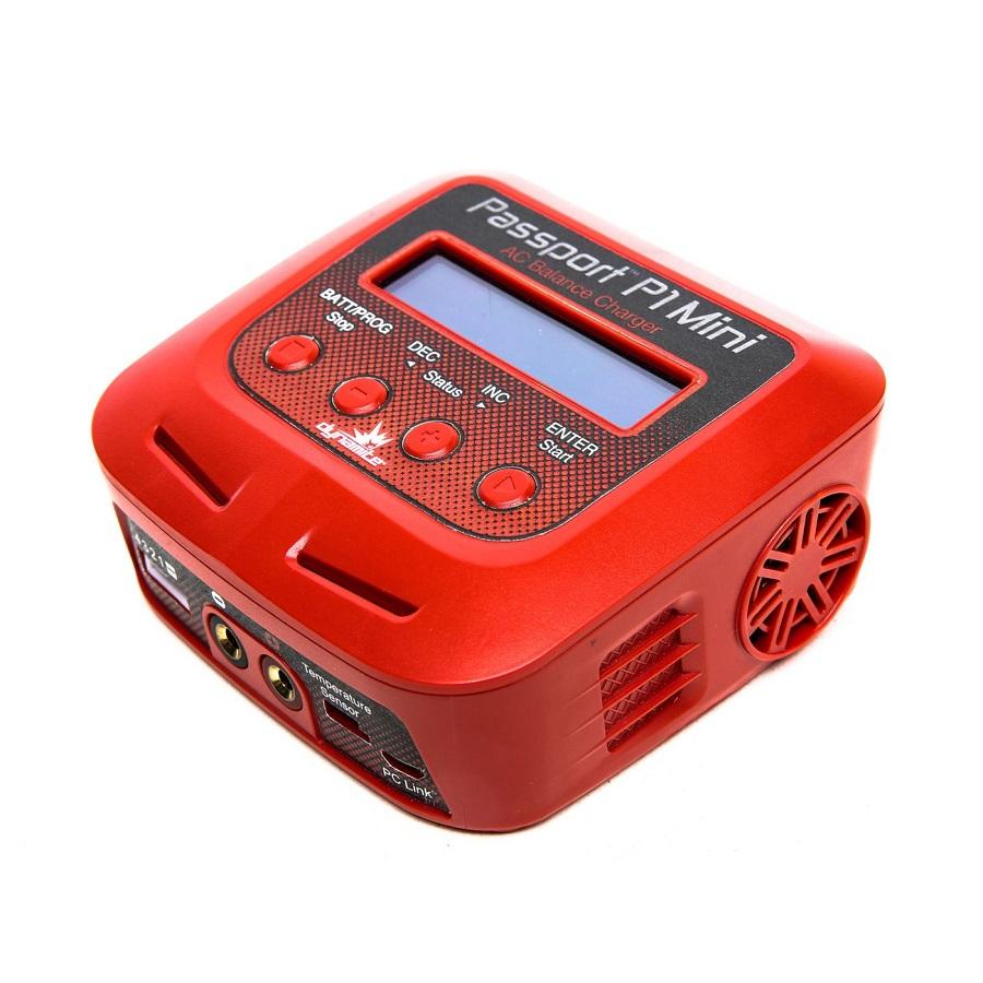 Dynamite Passport P1 Mini AC Input Balance Charger/Discharger