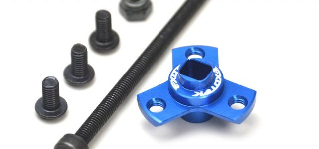 Exotek Direct Spur Gear Mount For The B6.1, T6.1 & SC6.1