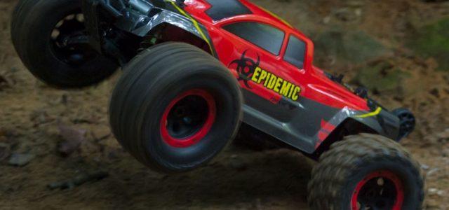 Force RC Epidemic RTR 1/8 Brushless Monster Truck [VIDEO]