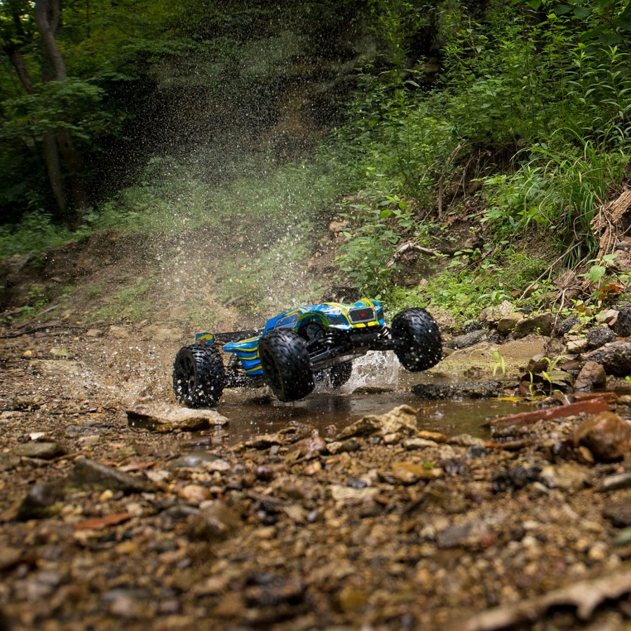 Force RC Muckraker RTR 1/8 4WD Brushless Truggy
