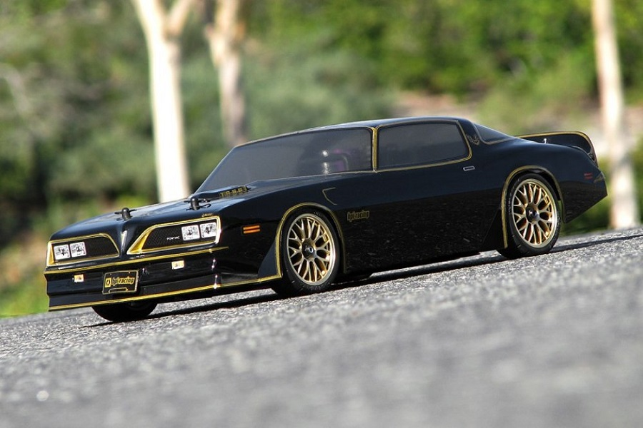 HPI RS4 Sport 3 Creator Edition