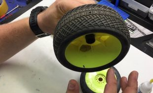 How To Balance Tires With Mugen's Adam Drake [VIDEO]