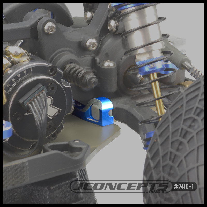 JConcepts Aluminum C-block For The B6.1, T6.1 & SC6.1