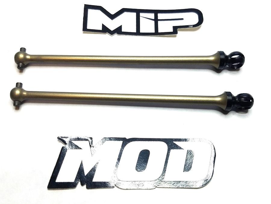 MOD/MIP 91mm Aluminum Bi-Metal CVA Bones For The T6.1 & SC6.1