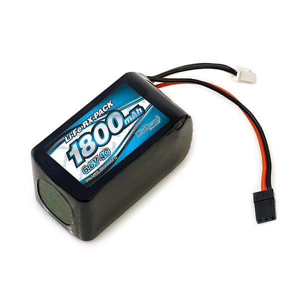 Muchmore IMPACT Li-Fe Hump RX Battery Pack