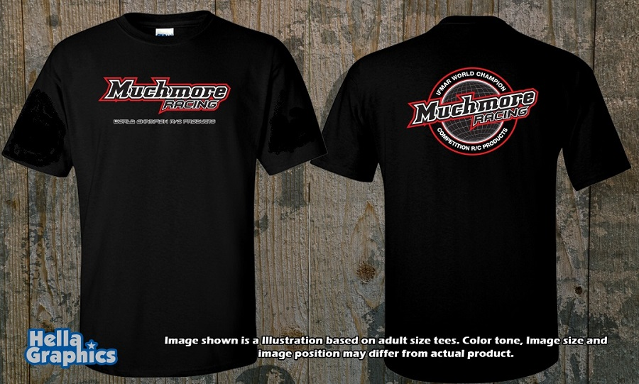 Muchmore Racing 2018-2019 T-Shirts