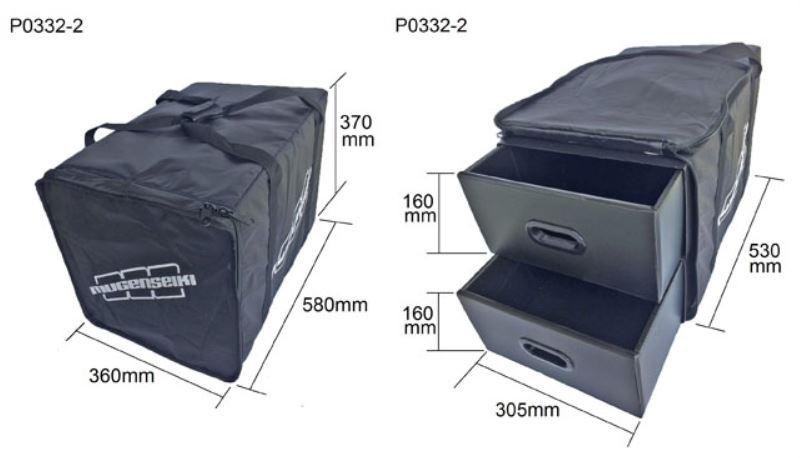 Mugen Carrying Bags